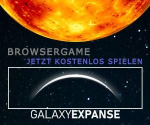 GalaxyExpanse - Browsergame, JETZT kostenlos spielen